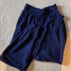 Aerie lace beach pants NWOT
